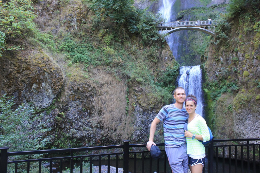 Multnomah Falls - Tallest Waterfall in Oregon