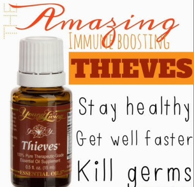 Using Thieves Essential Oil for Preventing Sickness, Colds, and Flu