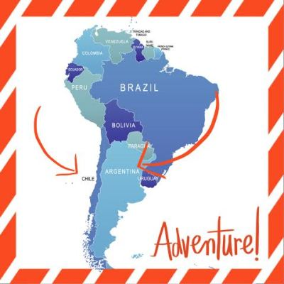 South America Adventure to Chile and Argentina