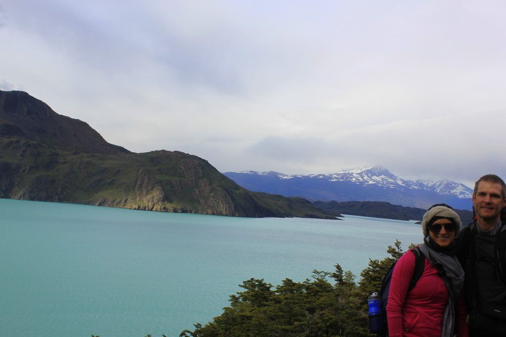 Day 2 -  W Trail Hike on Torres Del Paine