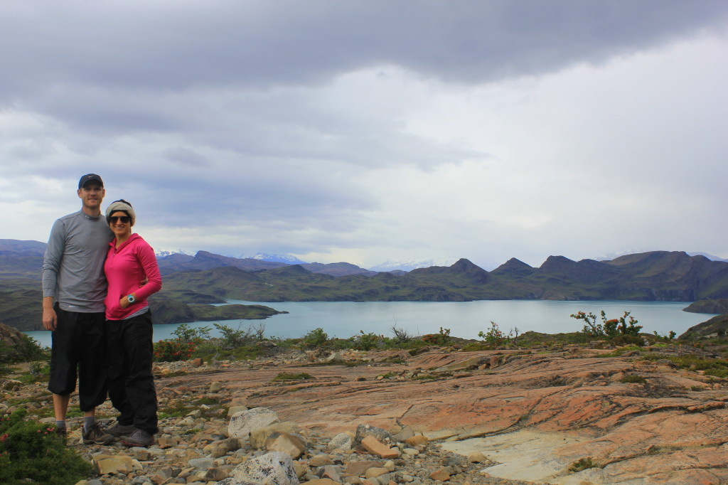 Day 2 on the Torres Del Paine Hike