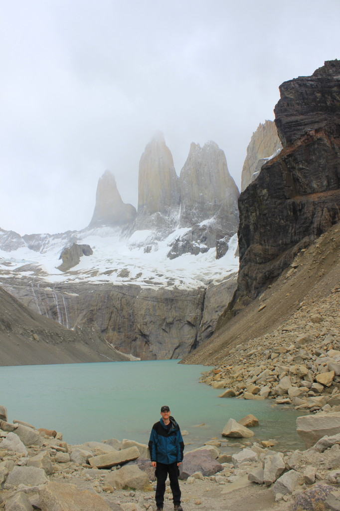 Day 3 -  W Trail Hike on Torres Del Paine - Base de las Torres