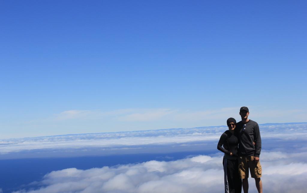 Volcano Osorno, Chile