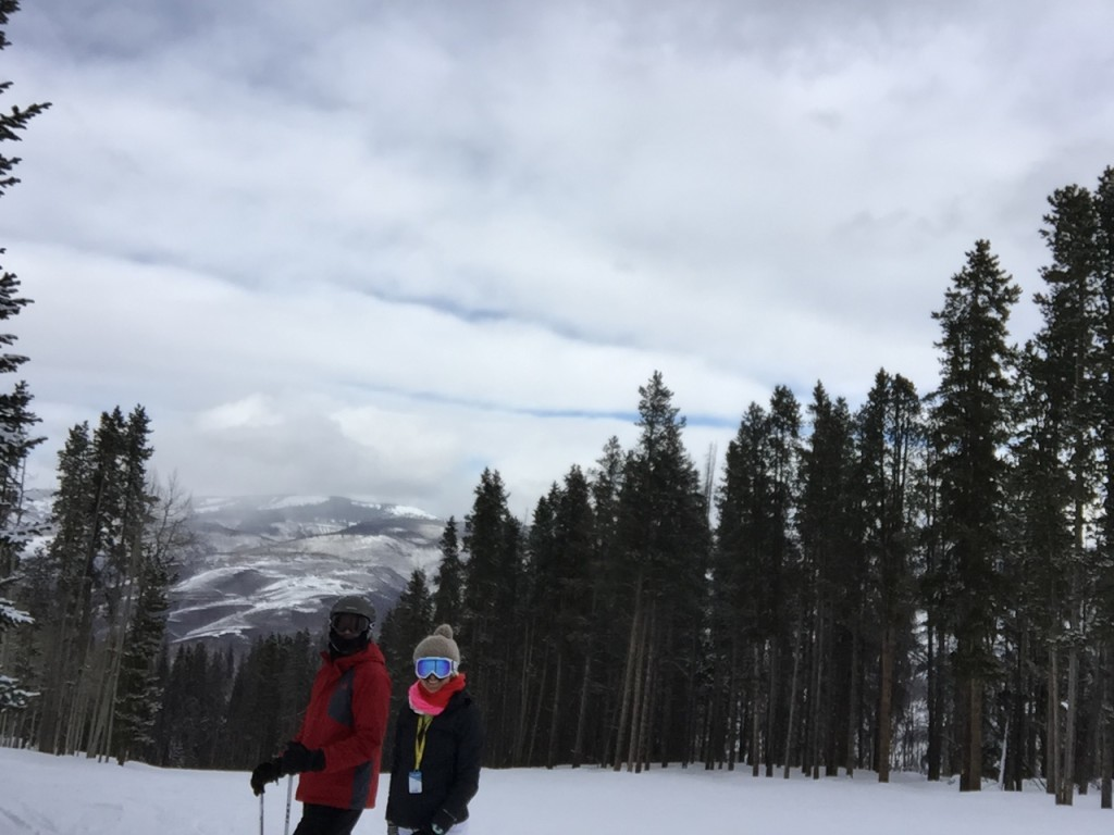 Colorado Ski Date - Vail/Beaver Creek