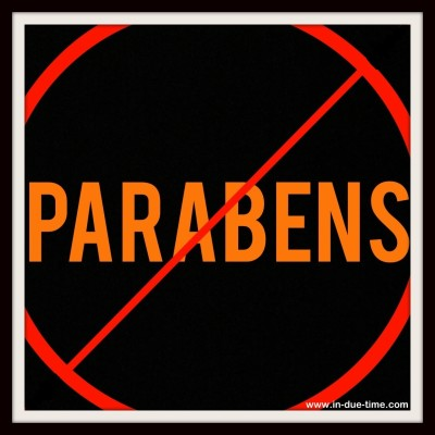 Health + Environment. Parabens