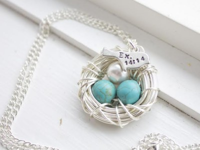 Exodus Necklace Giveaway - In Due Time Blog