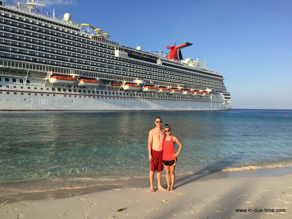 Southern Carribean Carnival Cruise