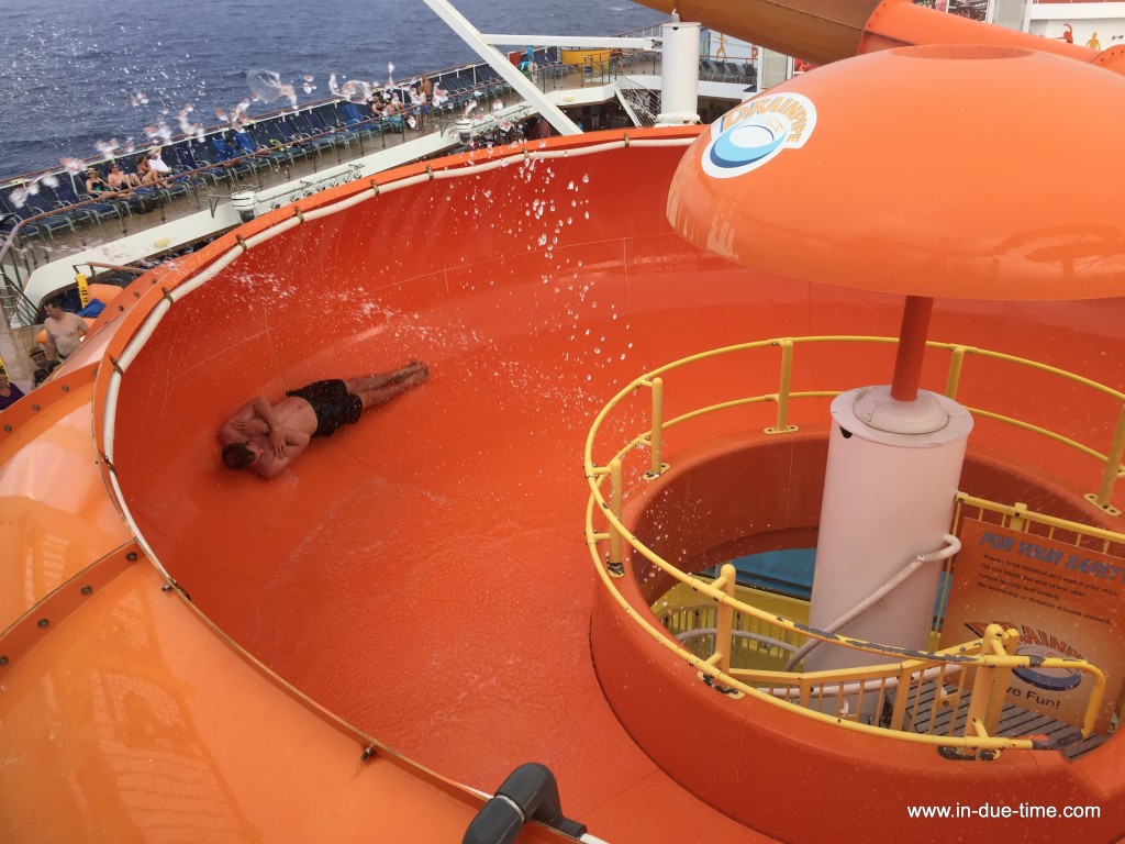 Southern Caribbean Cruise - Carnival Breeze