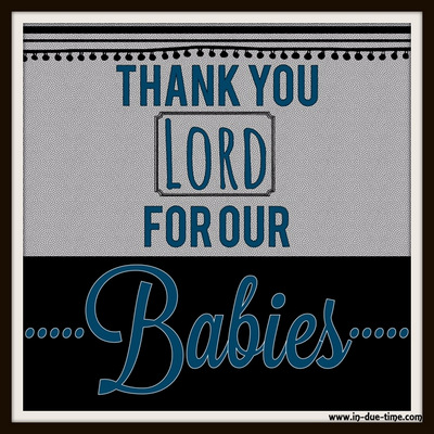 I am choosing to thank the Lord