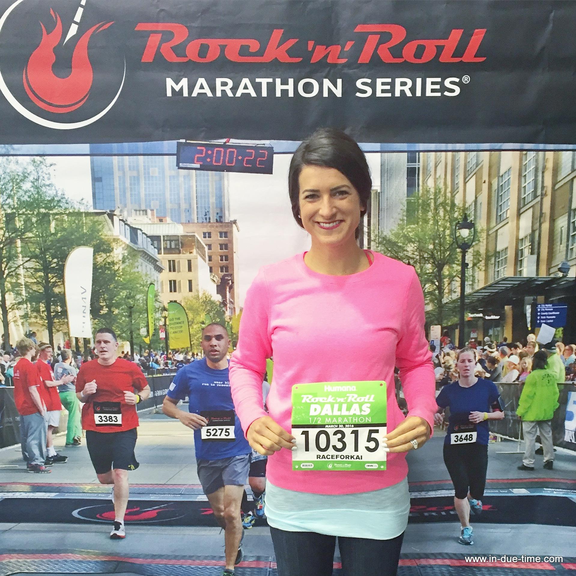 St Jude Rock N Roll Half Marathon