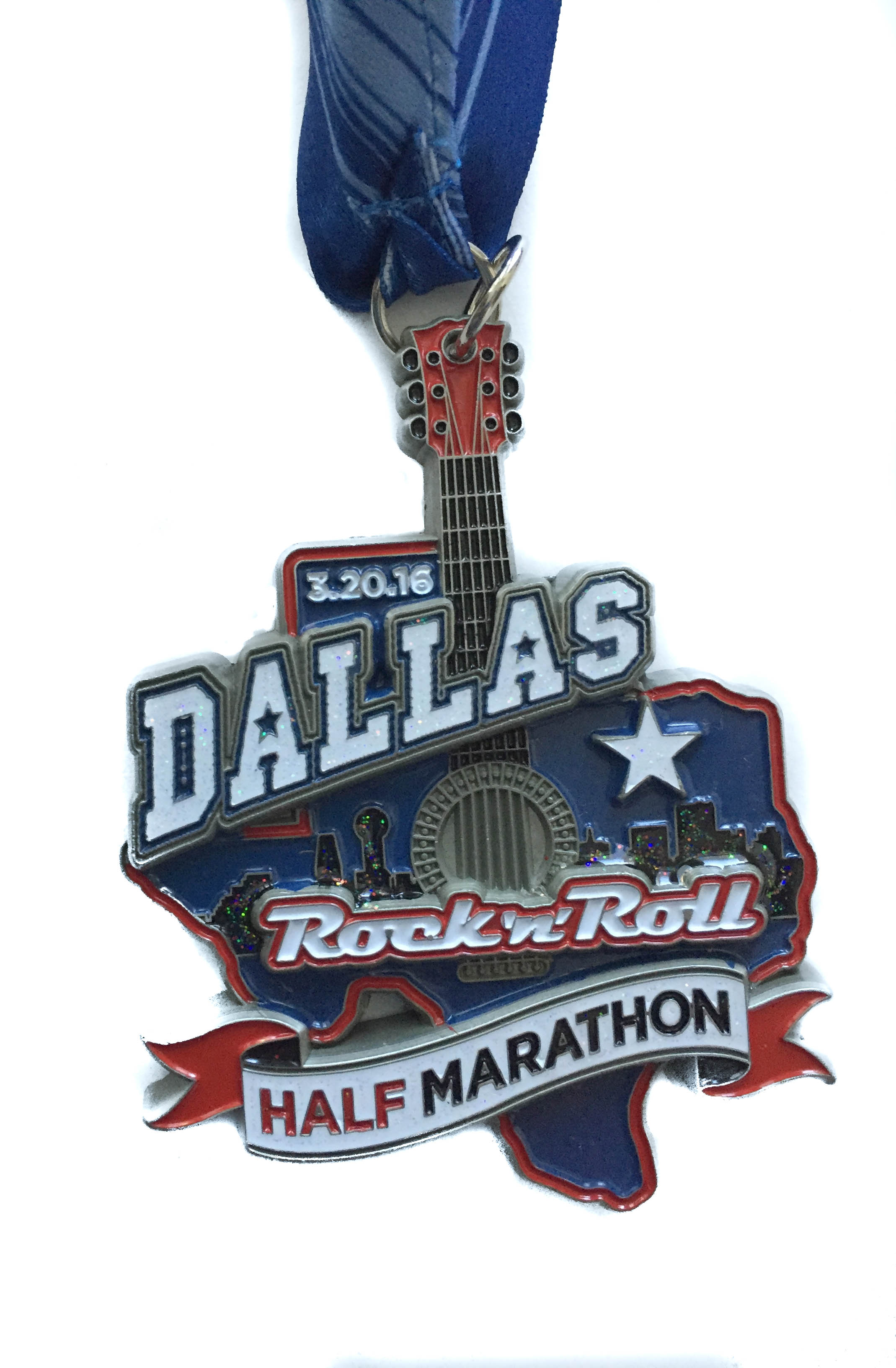 Dallas Rock N Roll Half Marathon