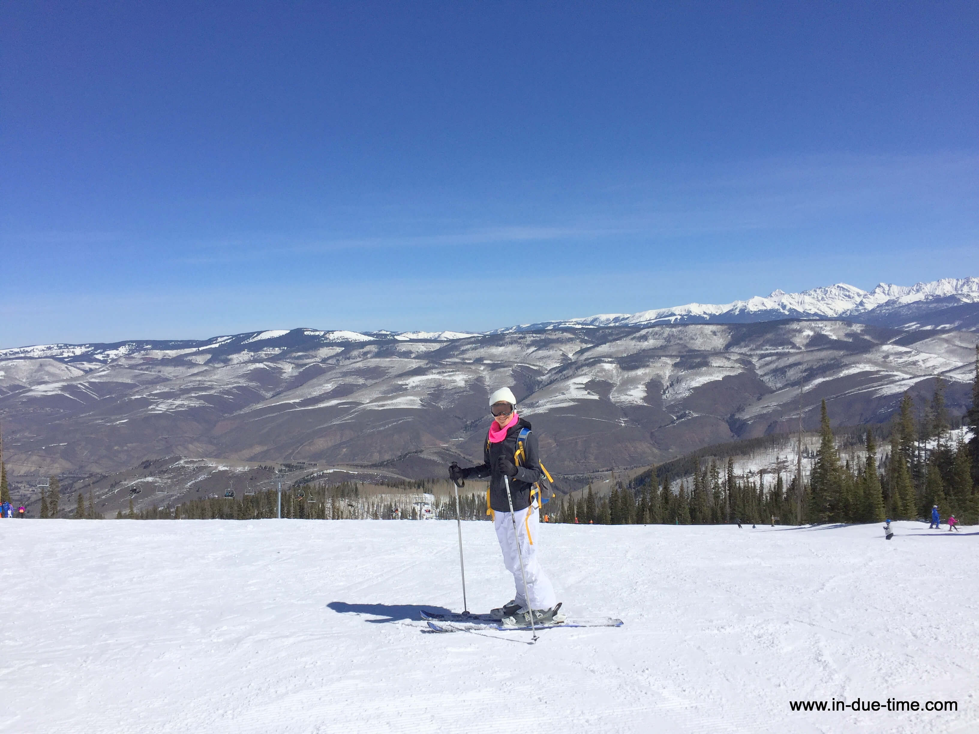 Colorado Ski Date - In Due Time Blog