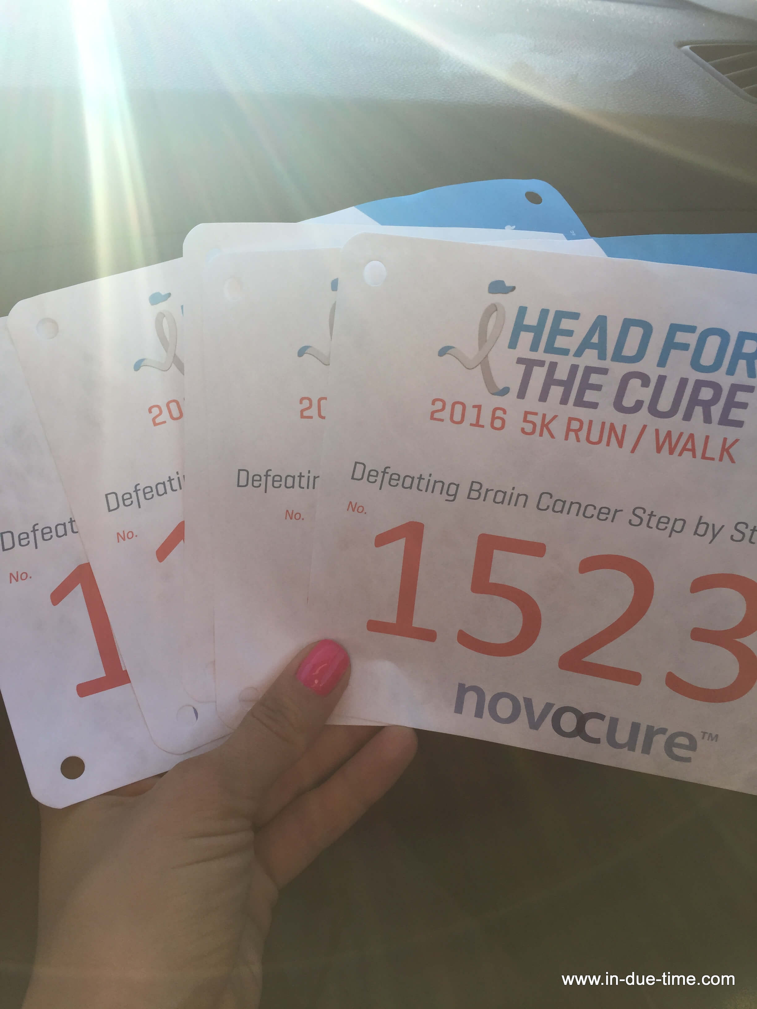 Brain Cancer + Head For The Cure