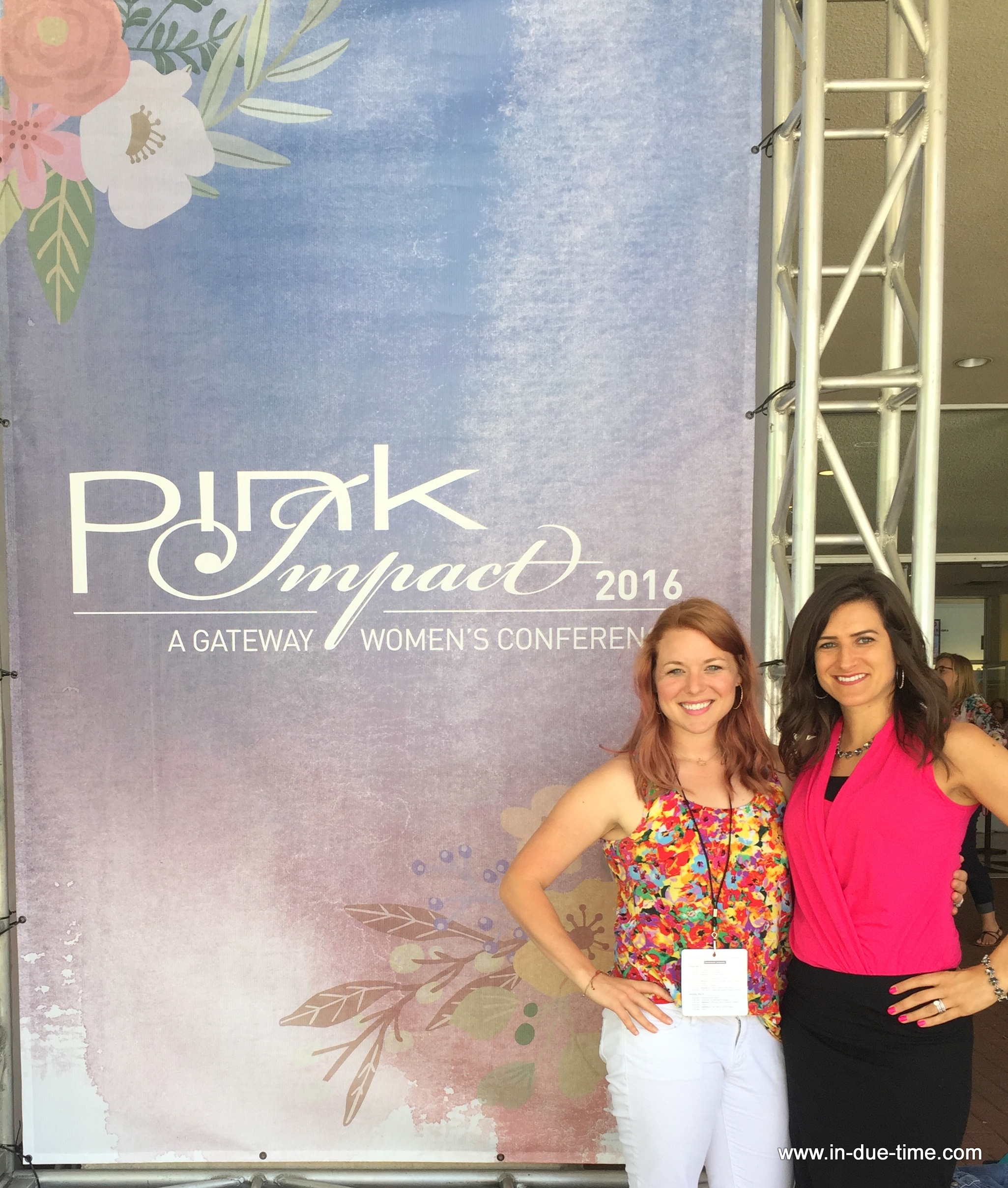 Pink Impact - Women's Conference