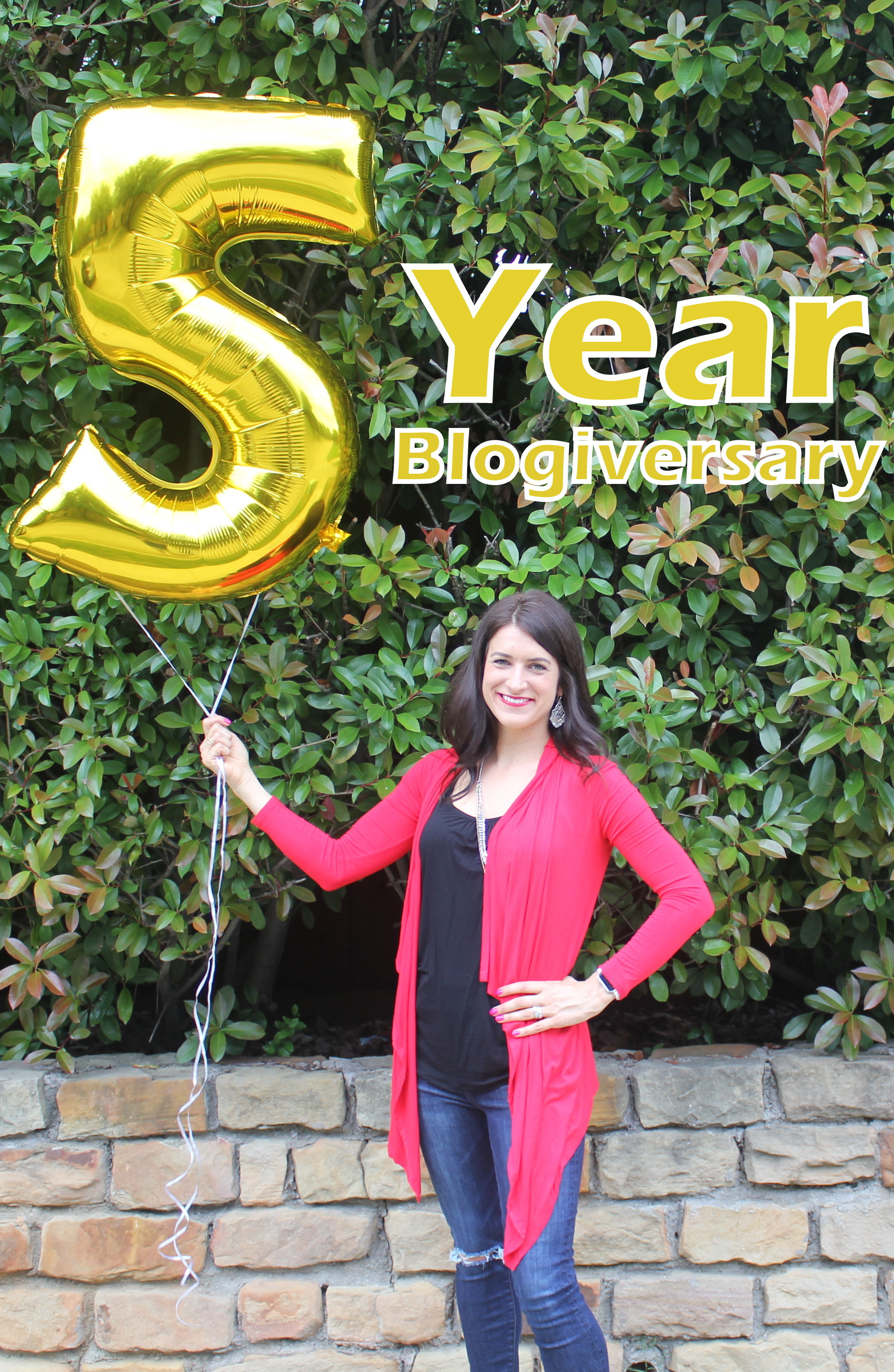 5 year Blogiversary - In Due Time