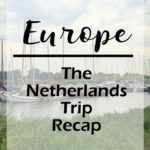 Europe: The Netherlands