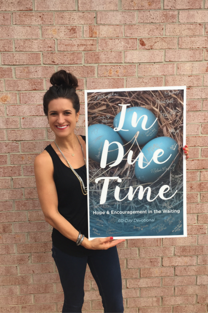 Caroline In Due Time Devotional