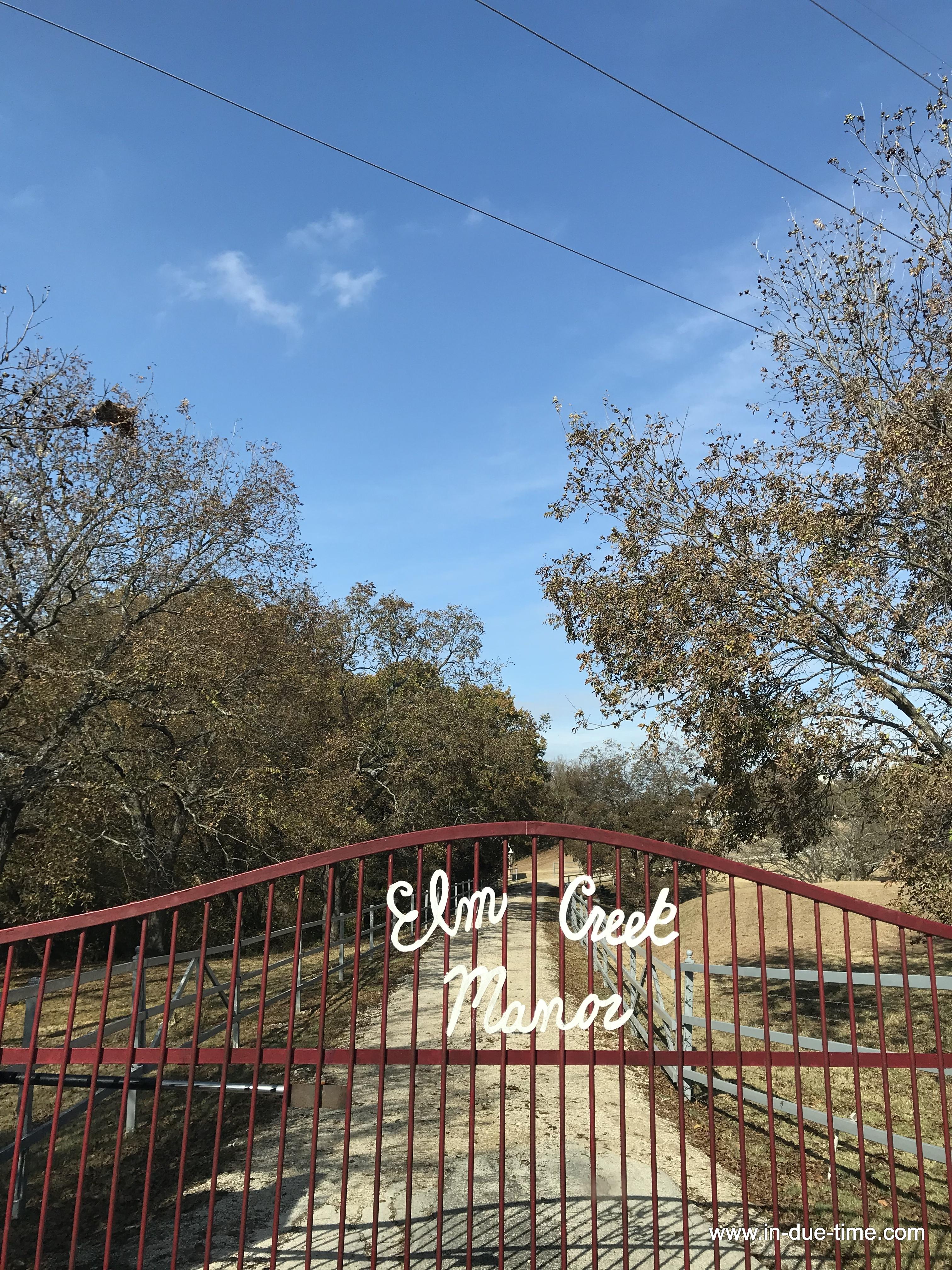 Muenster TX Elm Creek Manor