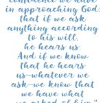 1 John 5:14-15 Ask Anything #206