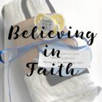 Believing in Faith