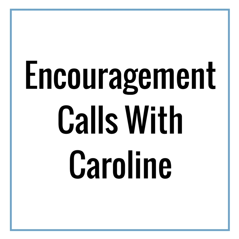 Encouragement Calls